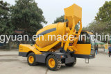 Self Loading Italy Concrete Mixer Made in China