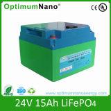 Hight Quanlity 24V 15ah LiFePO4 Battery Electric Bike Battery