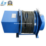 Spring Cable Reel of Slip Ring Mounted Externally