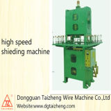 Copper Wire Shielding Wrap Machine