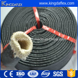 Silicone Rubber Fiberglass High Temperature Fire Sleeve