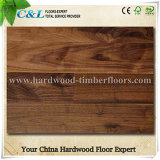 Stained Color T&G American Walnut Wooden Flooring
