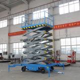 Manufacturer Electric Mobile Scissor Lift Platform