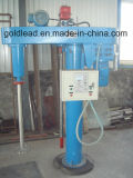 auxiliary machine and mould