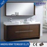 Floor Standing Double Basin Chinese Bathroom Vanity