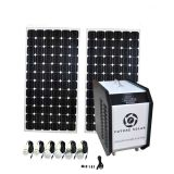 100W-3000W Solar Power Generator for Lighting, TV, Fan, Fridge Fs-S614