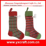 Christmas Decoration (ZY15Y124-1-2) Christmas 2015 Xmas Ribbon