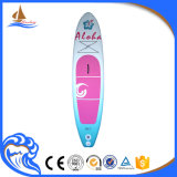 High Quality Pink Women′s Sup Board for Surfing