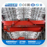 Chinese Made High Quality Steel Plant Overhead Crane for Sale