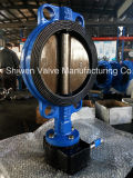 ANSI/DIN/JIS Resilient Seat Wafer Butterfly Valves Without Pin