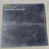 Flamed Black Quartzite Paving Stone Tile