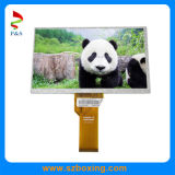 7.0-Inch Transmissive TFT-LCD Module with Resolution 800 X 480, Contrast Ratio 500, Brightness 1000 Nits