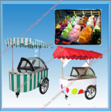 High Quality Popsicle Ice Cream Cart