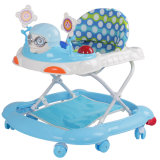 Rotating Baby Walker with Swivel Wheels