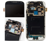 LCD Touch Screen for Samsung Galaxy S4 with Frame