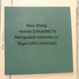 Rubber Flooring Tile, Outdoor Playground Rubber Tiles, , Rubber Gym Floor Tiles
