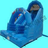 High Quality Inflatable Slide for Family Back Yard