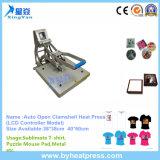 Auto Open Heat Press Machine LED Controller Model