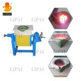 User Praised Induction Melting Furnace for Steel/Iron/Aluminium Scrap Melting