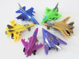 6 Kinds Pull Back Fighter Planes From Promotion Cheep