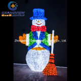 Christmas Holiday Snowman Light with CE RoHS