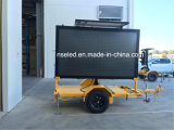 Vms Trailer Full Color Display Board Outdoor