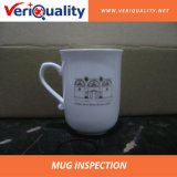 Professional Quality Control Inspection Service for Mug at Liling, Hunan