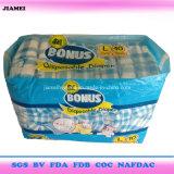 Philippines Bonus Disposable Baby Diaper in Cheape Price