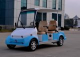 4 Seats Electric Sightseeing Bus, Shuttle Cart, City Tourist Bus with CE