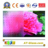 3-8mm Clear Millennium Patterned Glass/Figured Glass/Pattern Glass