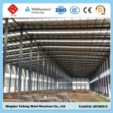Light Prefabricated Fabrication Steel Structure for Workshop and Warehouse