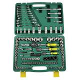 """120PCS 1/2"""" 1/4"""" Socket Set Tool Kit for Power Tools"""