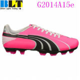 Blt Girl′s Goal Athletic Soccer Cleat Style Sport Shoes