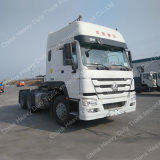 6X4 380HP Tractor Truck Head China Manufacturer with Top Quality
