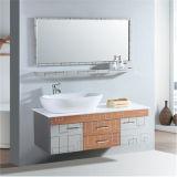 Wholesale Ceramic Basin Wall Mounted Bathroom Cabinet