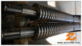 High Performance Conical Double Screw Barrel