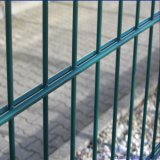 High Security Powder Coating 8/6/8 2D Fence/ Double Wire Fence Panel