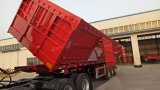 High Quality Side Dump Semi Trailer From Manufacturer