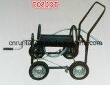 Rolling Garden Tool Hose Reel Cart