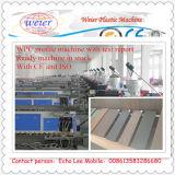 PVC WPC Profile Wood Plastic Production Line