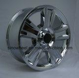 18 Inch Chrome 5 Spoke Aluminum Wheel Colorado Replica Wheel