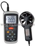 DT-620 Cfm/CMM Thermo Anemometer + Infrared Thermometer