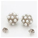 OEM New Design Artificial Pearl Stud Earrings