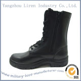 2017 Hot Sell Latest Design Black Military Boots