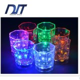 Wholesale KTV Bar Used Popular LED Luminous Wine Beer Glass
