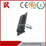 Traffic Security Durable Reflective Red Road Marker Cat Eyes Aluminum Road Studs