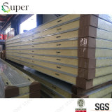 Building Material PU Sandwich Wall Panel for Cold Room Board