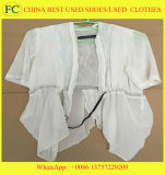 Cream Quality Wholesale Used Clothing Second Hand Clothing Used Clothes