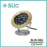 24V Single Color or RGB LED Underwater Light
