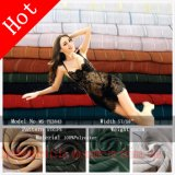 Yarn Dyed Cotton Polyester Fabric for Dress Skirt Scarf